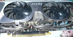 Cooler Radiator Wentylator karty graficznej procesora LGA775