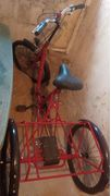 Rower 3 kołowy koła inwalidzki dla starszych trzykołowiec trzy