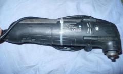 Urządzenie Wielofunkcyjne 300w szlifierka Niteo Tools Titan Bez Akcesoriów