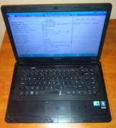 HP Compaq CQ57 Core i3 2x2,5GHz 15,6'' cali