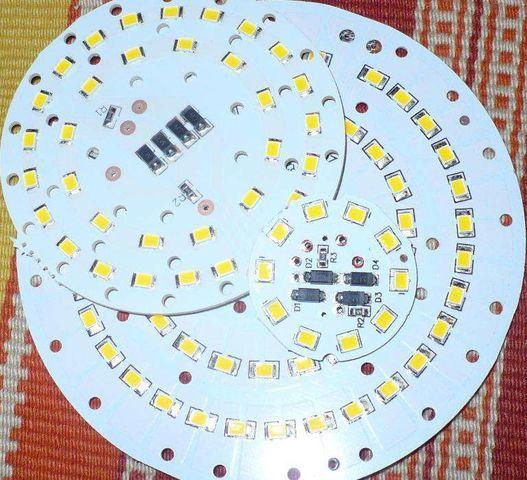 230V Krążki Krążek Panel LED 2-12W (2835 0.2W) ciepła lub zimna