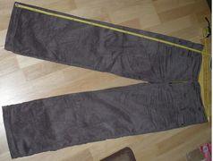 Nowe Top Secret Xl Spodnie, 96cm+110cm, Sztruks, Sztruksy